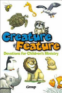 Creature Feature Devotions for Children s Ministry