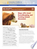 Bio Security in 4 H Animal Science 3B  Maps  Good Recordkeeping  and Tracking Movement