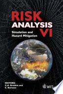 Risk Analysis VI Book