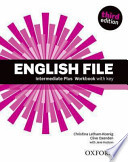English File 3e Intermediate Plus Workbook with Key