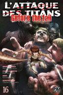 L'Attaque des Titans - Before the Fall