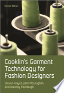 Cooklin s Garment Technology for Fashion Designers Book