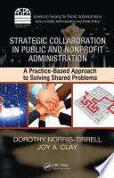 Strategic Collaboration in Public and Nonprofit Administration