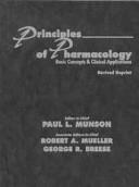 Principles of Pharmacology  2Ed