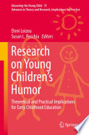 Research on Young Children   s Humor Book