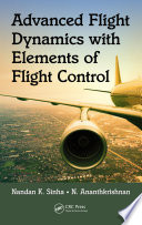 Advanced Flight Dynamics With Elements Of Flight Control Book PDF