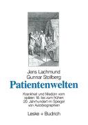 Patientenwelten