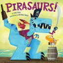 Pirasaurs! Josh Funk Cover
