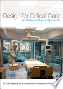 Design for Critical Care