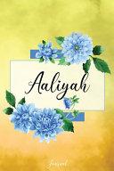 Aaliyah Journal ebook