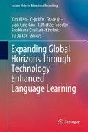 Expanding Global Horizon through Technology Enhanced Language Learning