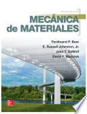 Mecánica de materiales (6a. ed.)