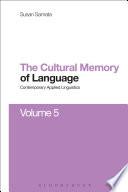 Cultural Memory Of Language