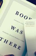 Book Was There Pdf/ePub eBook