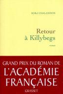 Retour à Killybegs (Grand Prix du Roman de l'Académie Française 2011)