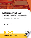 ActionScript 3.0 for Adobe Flash CS3 Professional