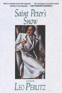 Saint Peter's Snow Pdf/ePub eBook