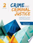 Crime and Criminal Justice Book PDF