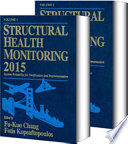 Structural Health Monitoring 2015 Book