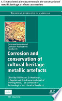 Corrosion and conservation of cultural heritage metallic artefacts