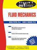 Schaum's Outline of Fluid Mechanics Book