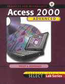 Advanced Projects for Microsoft Access 2000