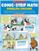 Comic-Strip Math Problem Solving