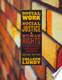 Social Work, Social Justice & Human Rights