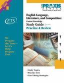 English Language, Literature, and Composition