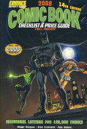 2008 Comic Book Checklist   Price Guide