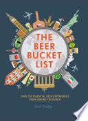 The Beer Bucket List