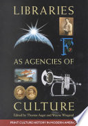 The Library as an Agency of Culture Book