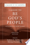 Called To Be God s People  Abridged Edition