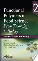 Functional Polymers in Food Science Book