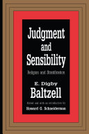 Judgment and Sensibility
