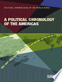 A Political Chronology of the Americas