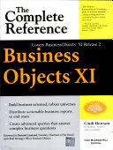 businessobjects xi release 2 the complete reference howson cindi