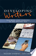 EBOOK  Developing Writers  Teaching and Learning in the Digital Age
