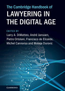 The Cambridge Handbook of Lawyering in the Digital Age Book