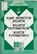 FAO Plant Protection Bulletin