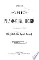 Ohio Poland-China Record