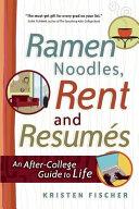 Ramen Noodles  Rent and Resumes Book