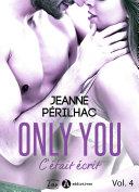 Only You : C'était écrit – 4 Pdf/ePub eBook