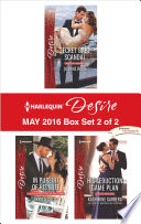 Harlequin Desire May 2016   Box Set 2 of 2