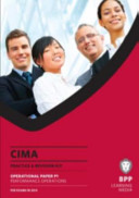 CIMA Performance Operations