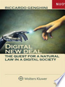 Digital new deal  the quest for a natural law in a digital society