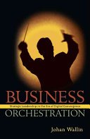 Business Orchestration Book PDF