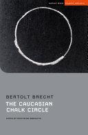 Pdf The Caucasian Chalk Circle