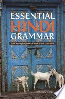 Essential Hindi Grammar