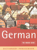 The Rough Guide to German